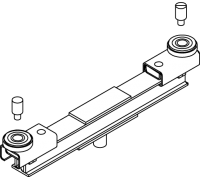 Траверса для ямных домкратов 15 т, 362-980 мм Blitz ATB