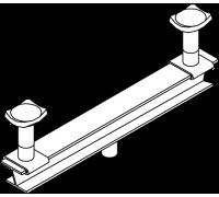 Траверса для ямных домкратов 15 т, 100-850 мм Blitz ATS