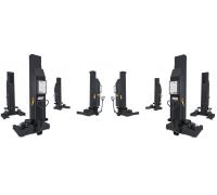 Мобильные электрогидравлические колонны, беспроводные, 8x6,2т Blitz Hydrolift