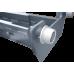 Подвесной ямный пневмогидравлический подъёмник 15т, 800-1100 мм, шток 800 мм Blitz S15 Vario Flat