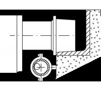 Удлиненные ролики 4 шт. для подвесных домкратов Blitz 4-11 т