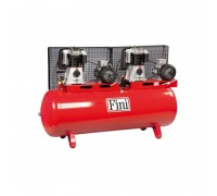 Компрессор поршневой с ресивером 500 л, 1680 л/мин, 11 кВт FINI BKT-119-500F-15T