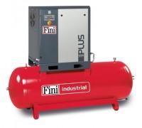 Компрессор винтовой с ресивером 500 л, 1500 л/мин, 11 кВт FINI PLUS 11-10-500