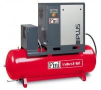 Компрессор винтовой с ресивером 500 л, 1500 л/мин, 11 кВт FINI PLUS 11-10-500 ES