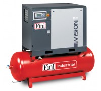 Компрессор винтовой с ресивером 500 л, 1500 л/мин, 11 кВт FINI VISION 1110-500F-ES