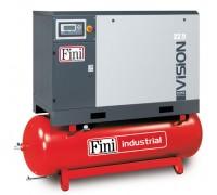 Компрессор винтовой с ресивером 500 л, 3000 л/мин, 22 кВт FINI VISION 2210-500F-ES