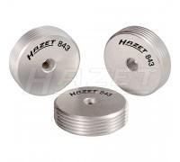 Набор резьбонакатных роликов, шаг 2 мм Hazet 843-420/3