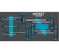 Набор инструмента в ложементе Hazet 163-182/9