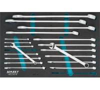 Набор инструмента в ложементе Hazet 163-210/19