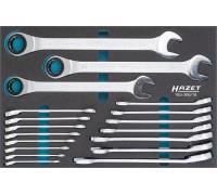 Набор инструмента в ложементе Hazet 163-366/18