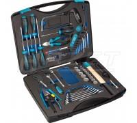 Набор инструмента в чемодане Hazet, 56 предметов.