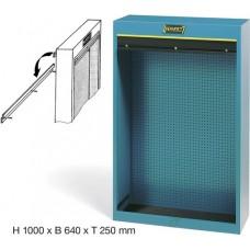 Шкаф инструментальный настенный Hazet 111L