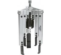 Съёмник 3х лапый универсальный 3 в 1 Hazet 1786S-1, D=130 мм L=100, 200, 250 мм
