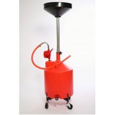 Установка для сбора отработанного масла Horex BX75L-1, 75 л