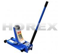 Домкрат гидравлический подкатной 3т Horex HZ 01.3.001 с низким подхватом