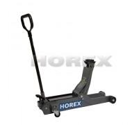 Домкрат гидравлический подкатной 3т Horex HZ 01.3.030 с низким подхватом