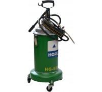 Установка для раздачи консистентной смазки Horex HG-68012, 13 кг