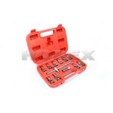 Набор инструмента для откручивания пробок поддона Horex HZ 25.1.029