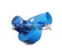 Вентилятор центробежный для вытяжки выхлопных газов Horex HZ 16.5.075
