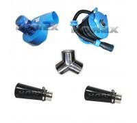 Комплект оборудования для вытяжки выхлопных газов Horex