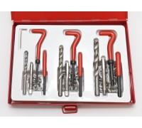 Набор инструмента для восстановления резьбы Horex HZ 25.1.064-2