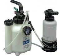 Установка для замены тормозной жидкости пневматическая Horex hz 18.305