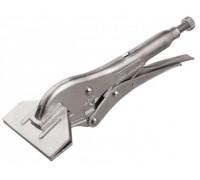 Зажим кузовной 0,0-57,0 мм с плоскими губками шириной 100мм KS Tools 115.1077
