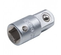 "Переходник внутр. 1/4"" х 3/8"" наружн., длинна 25 мм KS Tools 911.1494"