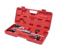 МАСТАК Обратный молоток для внутренних и внешних подшипников, 15-80 мм, кейс, 6 предметов
