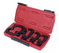 МАСТАК Набор ключей для регулировки рулевых тяг, кейс, 5 предметов