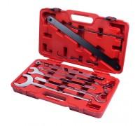 МАСТАК Набор ключей для термомуфт марок Mercedes / BMW / FORD, кейс, 10 предметов