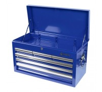 МАСТАК Ящик инструментальный, 6 полок, синий