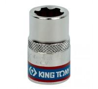 """KING TONY Головка торцевая 1/2"""" RIBE M12S, для двигателя Nissan"""