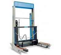 Тележка для колёс грузовых автомобилей, 700 кг OMCN 227/Bi