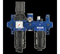 """Блок подготовки воздуха Prevost TB SME3, 1/2"""", 2800 л/мин,  с выводом сухого воздуха"""