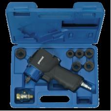 """Пневмогайковерт с набором головок Prevost TIW K120680K, 678 Нм, 1/2"""" дюйма"""