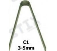 Лезвия для регрувера С1 (3-5мм), 20шт
