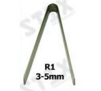 Лезвия для регрувера R1 (3-5мм), 20шт