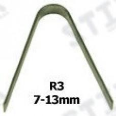 Лезвия для регрувера R3 (7-13мм), 20шт