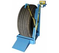Стойка держатель колеса, для нарезания протектора шин PSO