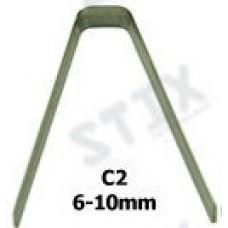 Лезвия для регрувера С2 (6-10мм), 20шт