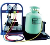 Установка для заправки кондиционеров SPIN 01.012.02