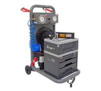 Установка для заклепывания Wielander Schill XPress Work Station JLR - Standard Set