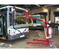 Устройство подъемное автоматическое для монтажа/демонтажа стекол  SG-100, до 100 кг